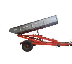 Semiremorca pentru transportarea strugurilor  PPV-3 (3t)