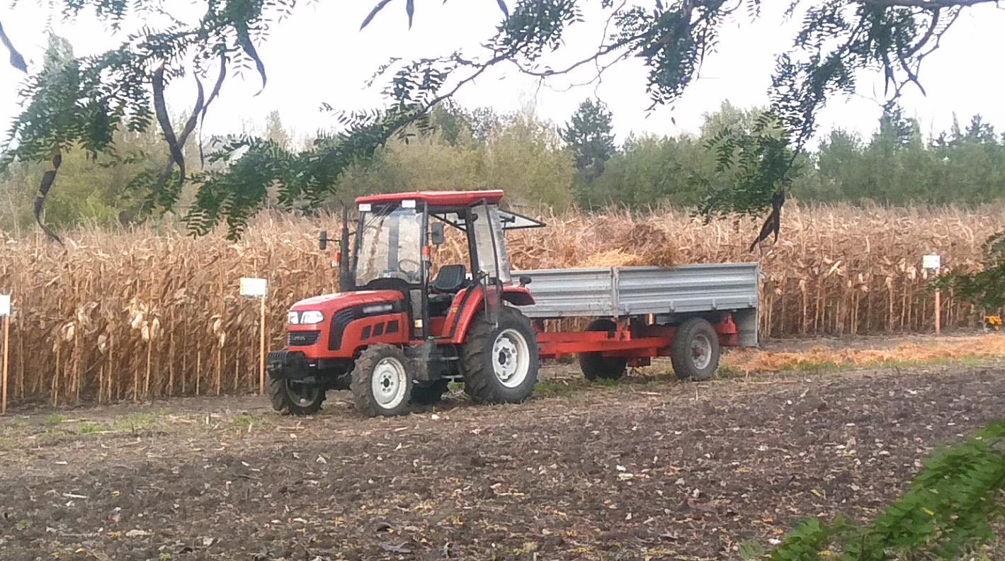 Semiremoca agricola pentru tractor PTT-3 - Image 3
