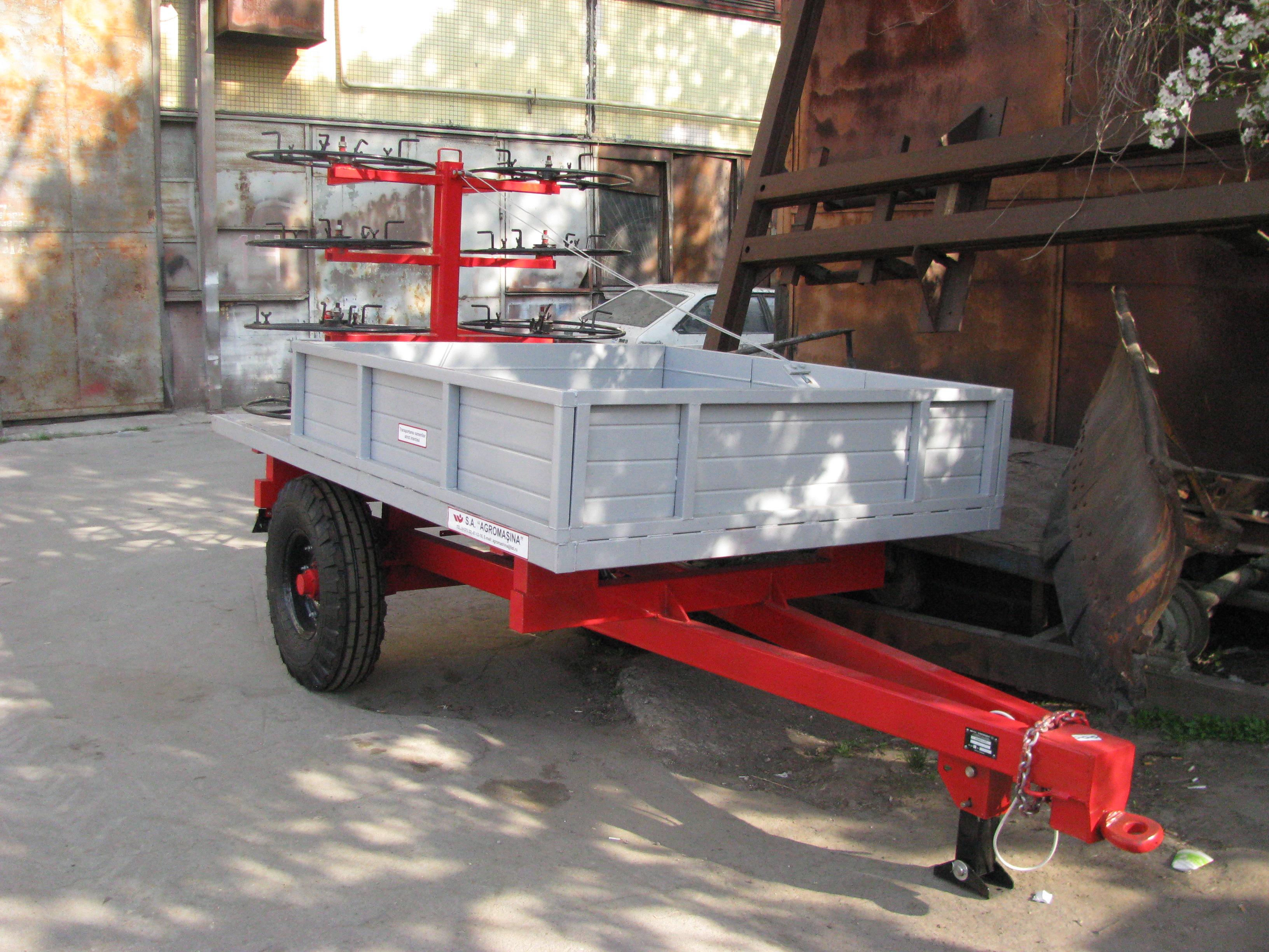 Agregat pentru distribuirea sirmei АDS-8 - Image 3