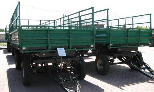 Remorca  agricola pentru tractor                2PTS-4.5 - Image 5