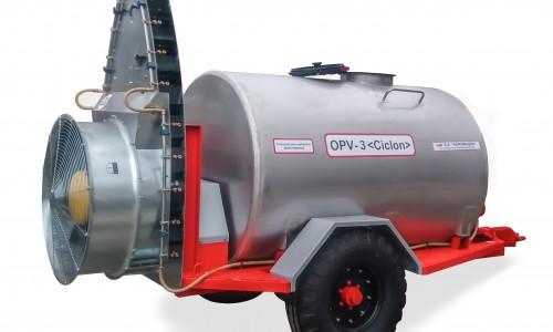 Mașina de stropit tractată OPV-3000 - Image 1