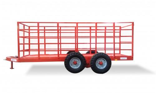 Agregat pentru transportarea fructelor și legumelor VUC-3 - Image 2