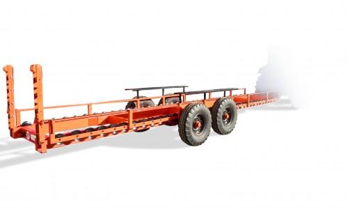 Agregat pentru transportarea fructelor și legumelor VUC-3 - Image 1